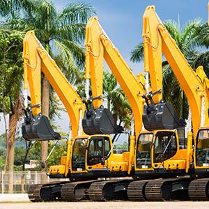 「建設機械レンタル」関連がランキング入り、ビッグプロジェクト目白押しが追い風に<注目テーマ>