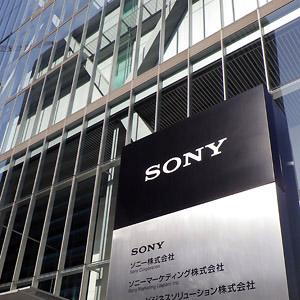 ソニーが連日の新高値、海外投資家の実需買い観測で上値追い
