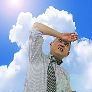 「猛暑」が25位にランクイン、連日の体温超えで関連銘柄に関心<注目テーマ>