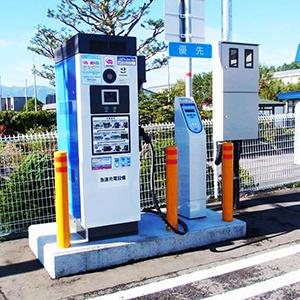 「電気自動車充電器」関連がランクイン、政府の補助拡大に期待<注目テーマ>