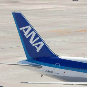 ANA、JALなど空運株が高い、原油価格急落で燃油コスト低下の思惑◇