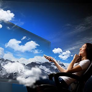「4K・8Kテレビ」が18位にランクアップ、家電市場の牽引役として期待高まる<注目テーマ>