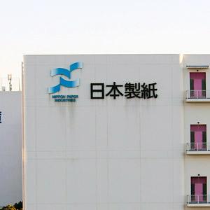 日本紙は5日続伸、国内大手証券が投資判断を引き上げ