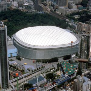 東京ドームが3日ぶり反発、19年1月期は会社計画上回ったと報じられる