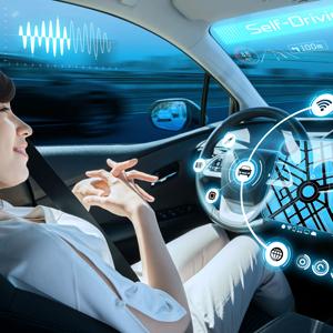 「自動運転車」がランキング10位、完全自動運転に向け主導権争い<注目テーマ>