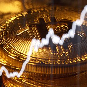 仮想通貨関連株が高い、ビットコイン価格は1年1カ月ぶり高値圏に上昇◇