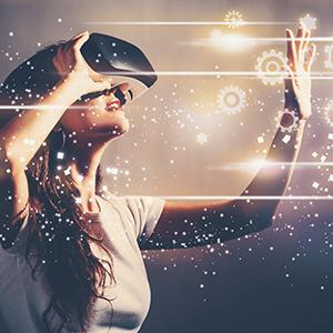 「VR」が26位にランクイン、活用広がり市場の裾野も拡大<注目テーマ>