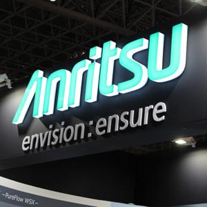 アンリツ大幅反発、業界初5Gミリ波のRFコンフォーマンス試験でGCF認証取得