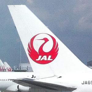 JAL、ANAHDが安い、原油急騰による燃料高を懸念◇