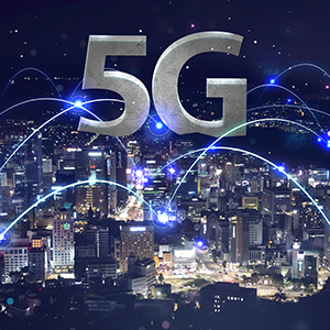 「5G」が4位にランク、来春の商用サービス開始に向け基地局整備加速へ<注目テーマ>