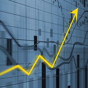 ケミプロが急騰、製紙用薬剤や電子材料好調で4~9月期営業3割増益を好感