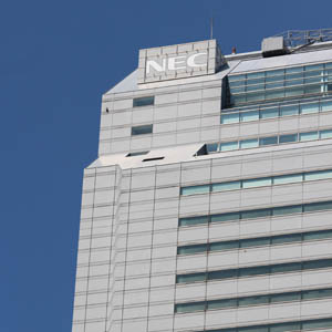 NECは海外資金の買いで上値追い、DX関連投資と5G基地局投資で商機◇