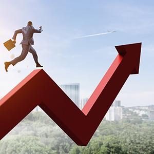アクシーズ急反発し昨年来高値に接近、10~12月期営業益31%増を好感