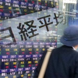 日経Dインバは75日線ブレーク目前、個人投資家の間でも先安観強まる