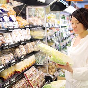 「食品スーパー」が15位にランク、「首都封鎖」警戒し食料品買い急ぐ<注目テーマ>