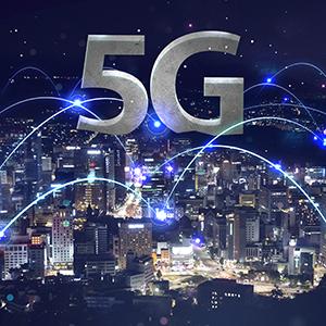 「5G」が3位にランク、総務省が基地局増の方針打ち出す<注目テーマ>