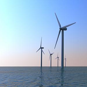 「洋上風力発電」が10位にランク、「主力電源化」へ政府が後押し<注目テーマ>