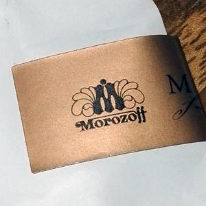 モロゾフが7月中間期業績予想を上方修正