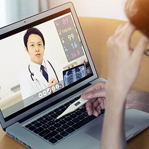 「オンライン診療」関連が7位にランク、原則解禁の発表で再脚光浴びる<注目テーマ>