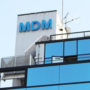 日本MDMは3日続落、上期業績は計画上振れ着地も材料出尽くし感強まる