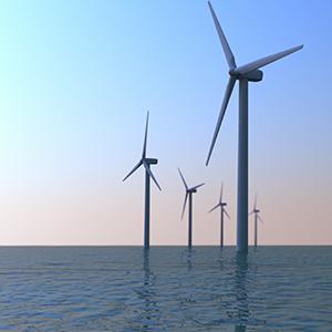 「洋上風力発電」が9位にランク、グリーン成長戦略の柱として注目<注目テーマ>