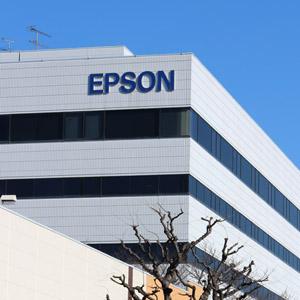 エプソンは上げ幅拡大、車載ディスプレー向け液晶ドライバーICの量産開始