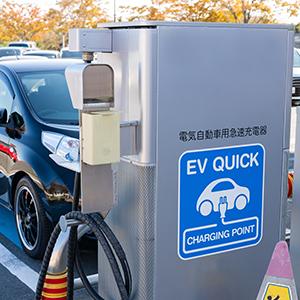 「電気自動車充電器」が18位にランク、インフラ整備企業にトヨタなど出資<注目テーマ>