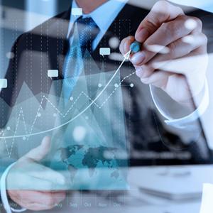 アライドアキがカイ気配、マーケティングDX需要拡大で今期業績予想を上方修正
