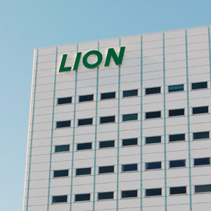 ライオンが4日ぶり反発、21年12月期最終利益予想を上方修正