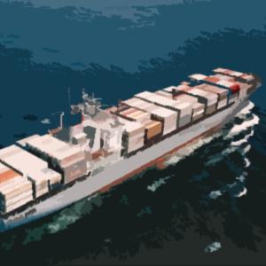 海運株の異彩高続く、郵船と川崎汽は好決算先取りの動き◇