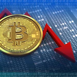 マネックスGなど仮想通貨関連株が安い、ビットコイン一時4万ドル近辺まで急落◇