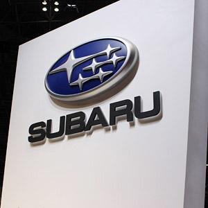 SUBARUは反落、10月国内生産は計画比4割減産と報じられる