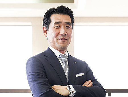 丸東産業 尾﨑太郎社長インタビュー