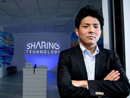 シェアリングテクノロジー 篠昌義取締役副社長インタビュー【PR】