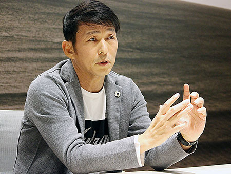 ベクトル 西江肇司代表取締役(CEO)インタビュー【PR】