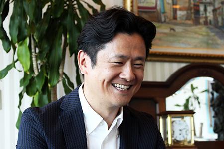 <トップインタビュー>松井証券 和里田聰社長に聞く