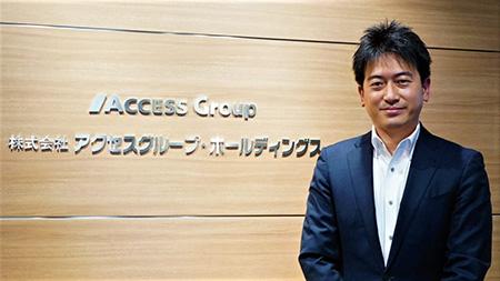 株式会社アクセスグループ・ホールディングス/代表取締役社長 木村勇也 氏