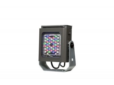 LEDフルカラー投光器「ダイナセルファー」を発売