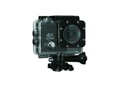 アクセサリ16点が付いて高画質な4K動画にも対応した コンパクト防水4K ULTRAHDカメラ