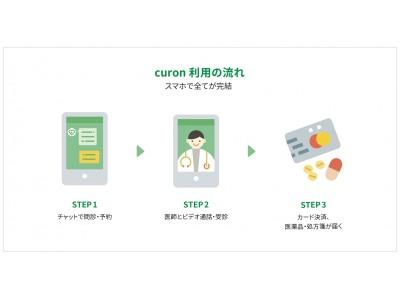「リソルライフサポート」がオンライン診療サービス「curon(クロン)」とサービス提携