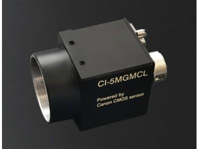 """500万画素グローバルシャッターCMOSセンサーを搭載した産業用カメラ""""CI-5MGMCL""""を発売"""