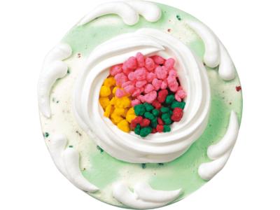 8月8日はパチパチの日!ポッピングシャワーが主役のスペシャルなケーキ♪ ポッピングスター