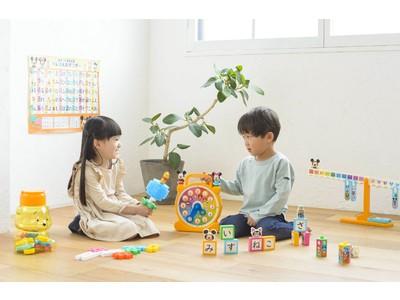 ディズニーキャラクターと一緒に楽しく学べる!学研のDisney知育玩具シリーズ発売!