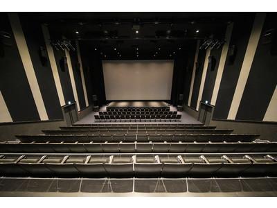 「ところざわサクラタウン」イベントスペース ジャパンパビリオン ホールBにて、5月21日(金)より映画上映スタート!