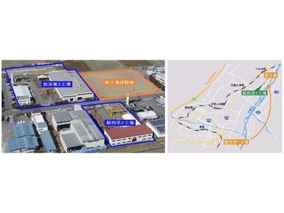 綿半グループ、長野県高森町に鉄構工場を新設
