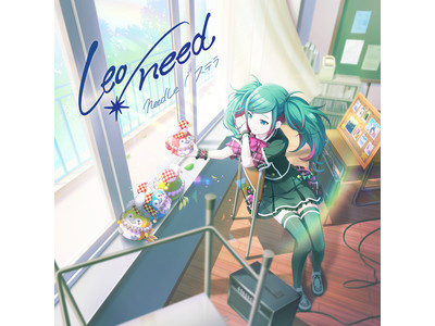 『プロジェクトセカイ カラフルステージ! feat. 初音ミク』より、Leo/need 1st Single「needLe/ステラ」オリコン週間シングルランキング6位獲得!
