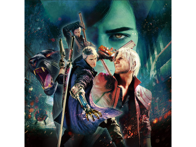 """Devil May Cry 5 Special Edition"" and ""Devil May Cry 5"" short movie series ""DMC 5 10sec Clips"" are now available! Posted: 2020/12/02 18:57[PR TIMES]"
